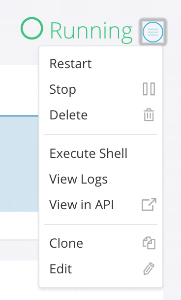 container-context-menu