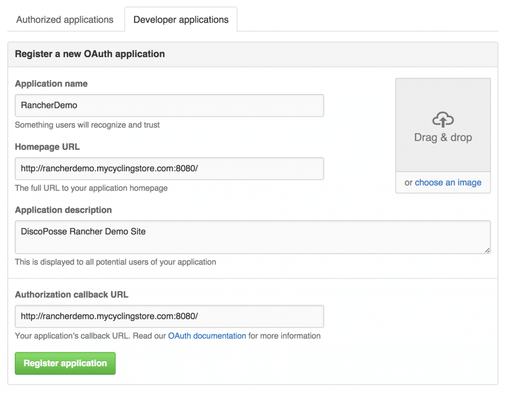 register-OAuth-application