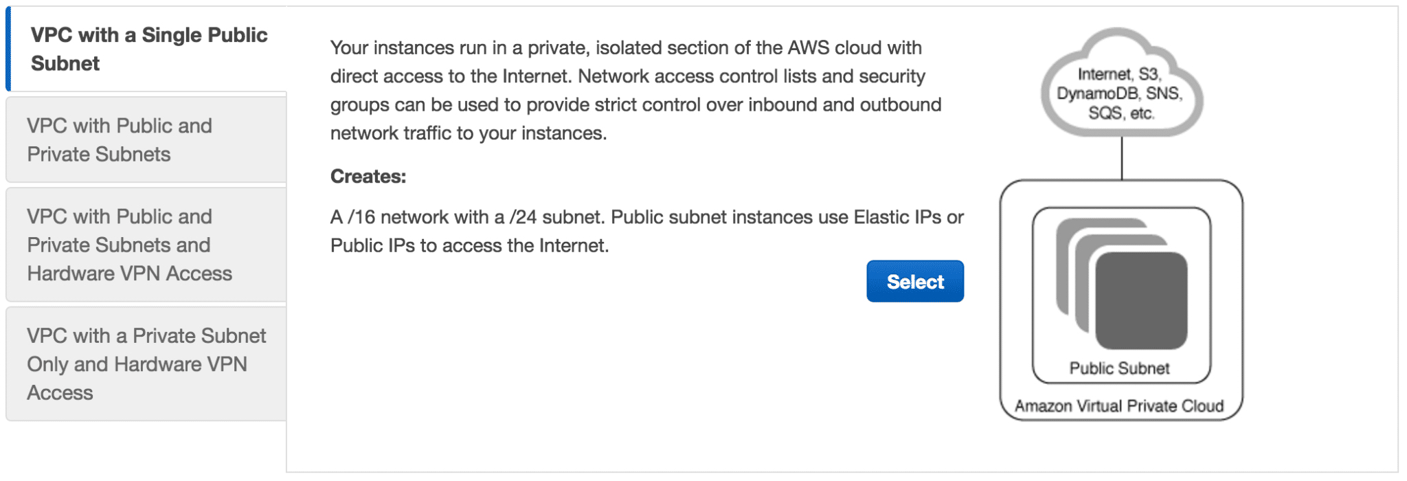 Resizing your AWS VPC NAT Instance to a Lower Cost Instance