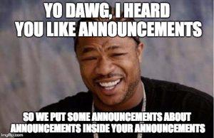 yodawgannouncements